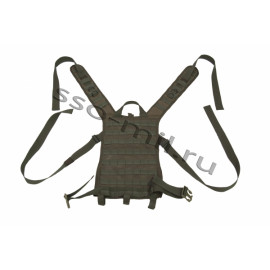 Russian equipment Shoulder straps for drinking system MOLLE SPOSN SSO airsoft