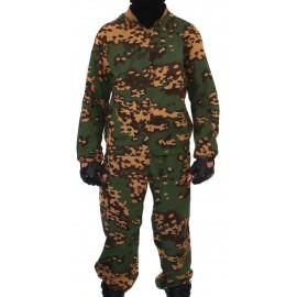 """KLM Sniper tactical Camo uniform on zipper """"PARTIZAN"""" pattern BARS"""