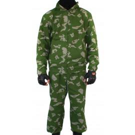 """KLM Sniper tactical Camo uniform Berezka on zipper """"KLMK"""" pattern BARS"""
