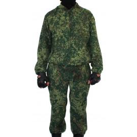 """KLM Sniper tactical Camo uniform on zipper """"PIXEL"""" pattern BARS"""
