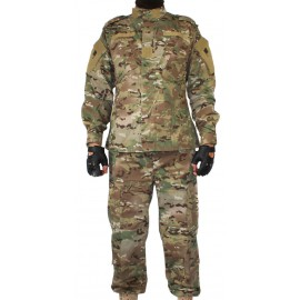 "ACU Russian tactical Camo uniform ""MULTICAM"" pattern BARS"