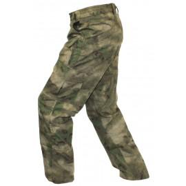 "Russian tactical summer pants Rip-stop camo ""Moss"" pattern BARS"