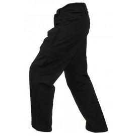 "Russian tactical summer pants Canvas camo ""BLACK"" by BARS"