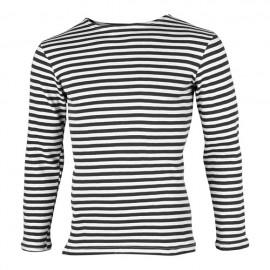 Soviet Fleet russian NAVY striped t-shirt, vest WINTER (with long sleeves)