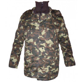 Russian Officer Military warm CAMO JACKET
