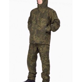 BTK raincoat water wind resistant suit VKBO Russian uniform