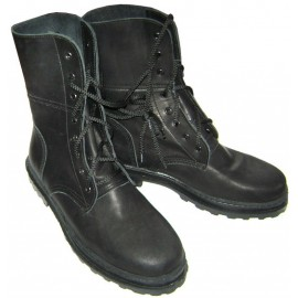 Russian Ministry of Emergency Situations leather boots