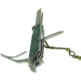 Ratnik combat knife 6E6 survival multitool from Russian army