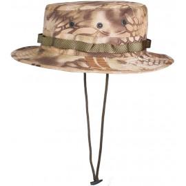 Python mountain Panama camouflage boonie hat summer cap