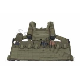 Russian tactical equipment assault vest PAROL MOLLE SPOSN SSO airsoft