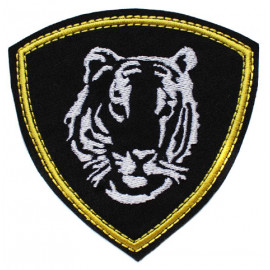 Russian Special force Internal Troops East district tiger patch