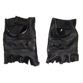 Russian tactical leather Special force Gloves