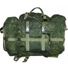 Russian tactical Digital Spetsnaz pixel storm backpack