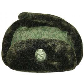 Russian tactical digital modern Ushanka winter hat 2017
