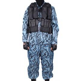 """Russian tactical assault vest """"SHTORM-3""""  Black"""
