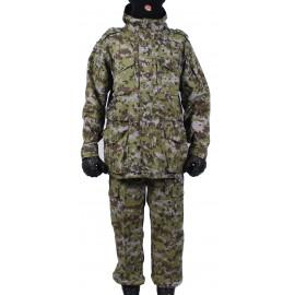 """SMOK M"" Russian tactical Camo demiseason uniform ""BORDER GUARDS"" pattern BARS"