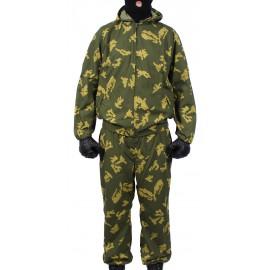 """KLM Sniper tactical Camo uniform Berezka on zipper """"KLMK DARK"""" pattern BARS"""