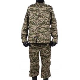 """ACU Russian tactical Camo uniform """"PIXEL"""" pattern BARS REPLICA"""