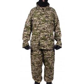 """""""SUMRAK M1"""" BARS  Sniper tactical Camo uniform """"PIXEL"""" pattern REPLICA"""