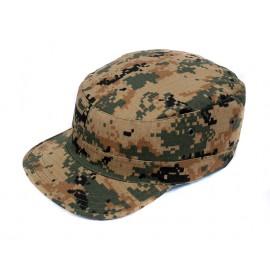 "Russian Army camo hat ""DIGITAL DARK"" airsoft tactical cap"