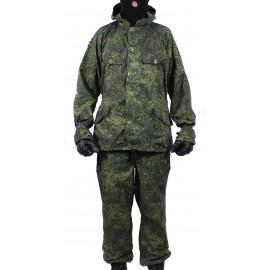 """""""SUMRAK M1"""" Sniper tactical Camo uniform """"RUSSIAN PIXEL"""" pattern BARS"""
