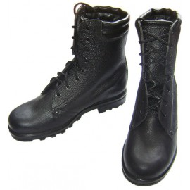 Russian Army special leather BOOTS from Moscow