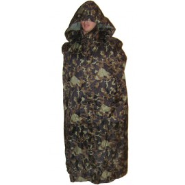 Russian Army Camouflage groundsheet