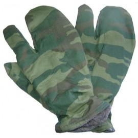 Russian winter Spetsnaz Flora warm Gloves