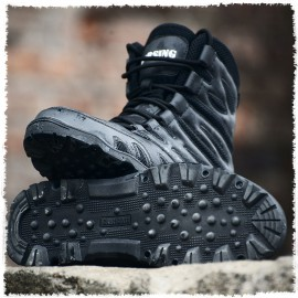 Russian tactical Assault leather BOOTS URBAN HYDRA 121103