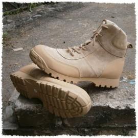 Russian tactical Assault leather BOOTS URBAN DELTA DESERT 526 П