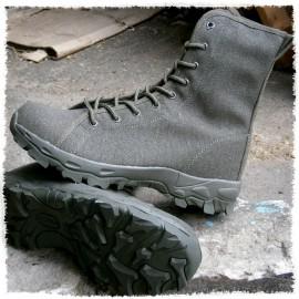 Russian tactical Assault leather BOOTS BERKUT 0118 O Оlive