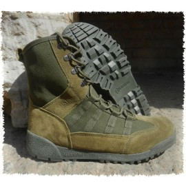 Russian tactical Assault leather BOOTS URBAN SHARK 131 O olive