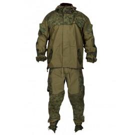 """GORKA 3 """"PIXEL"""" Russian special force tactical airsoft uniform"""