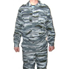 """Summer Spetsnaz camo uniform """"TIGR"""" gray pattern"""
