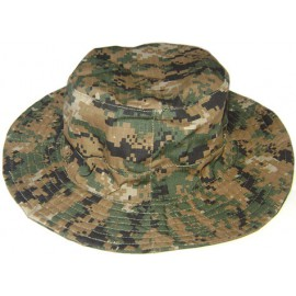 Digital brown CAMO 4-color Russian tactical BOONIE Hat