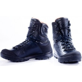 BYTEX Russian tactical winter leather boots WOLVERINE 24344