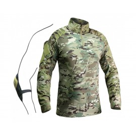 Russian tactical combat shirt GIURZ modern camofluage pattern